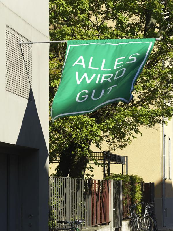 Alles wird gut (Everything Will Be Alright), 2020 Simon Mullan
