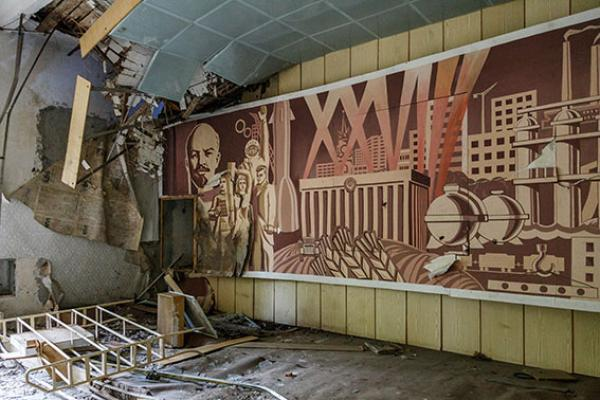 """We Will Forget Soon""   A travelling exhibition on the trail of the Soviet Army"