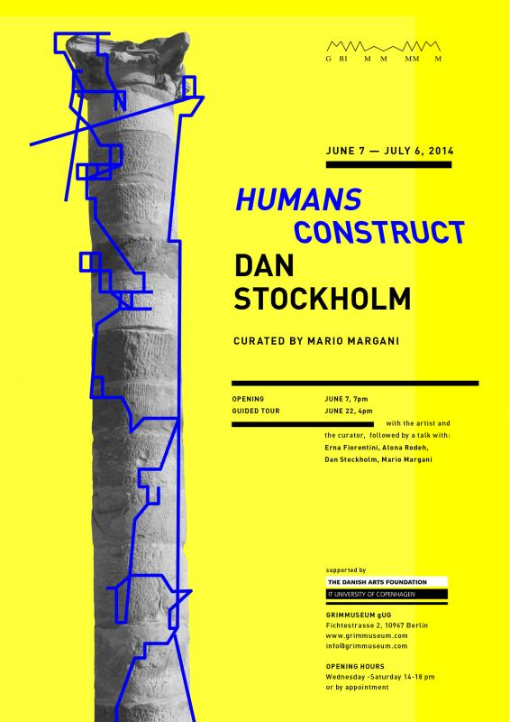 Dan Stockhom Humans Construct in Grimmuseum