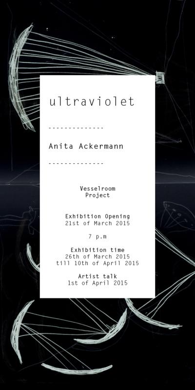 ultraviolet at Vesselroom / Image by Maycec