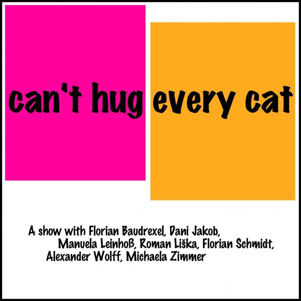 can't hug every cat