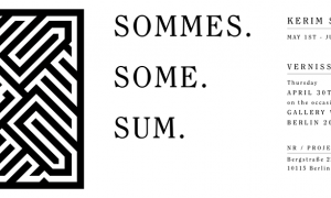 SOMMES. SOME. SUM