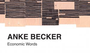 Economic Words - Anke Becker