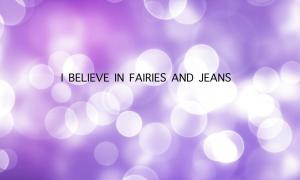 Im Giftraum /// SOPHIA DOMAGALA /// I Believe In Fairies And Jeans